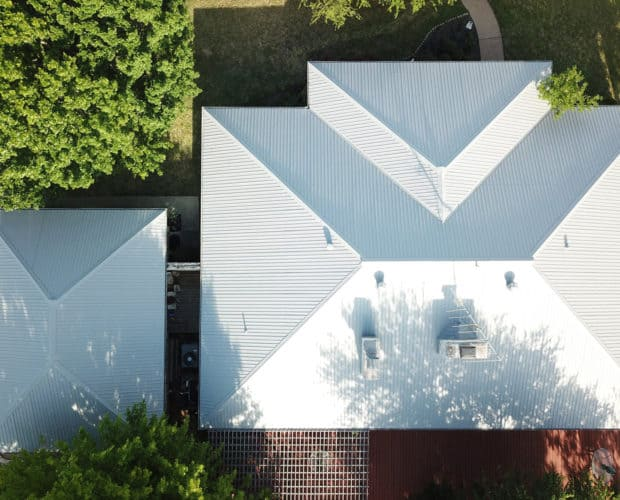 NewRuf.com Roofing & Restoration - Metal Roof Restoration